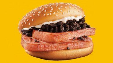 Photo of 暗黑料理還是滋味之選? 內地McDonald's推「Oreo午餐肉漢堡」卻意外好食?