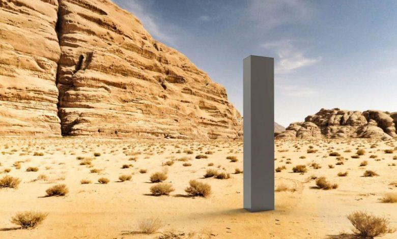 Photo of 於全球各地出現之「神秘巨大金屬碑」作者已正式解密
