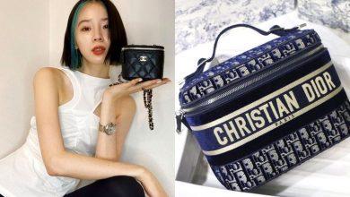 Photo of 復古化妝箱手袋掀起熱潮 |除了Chanel Vanity Case外 Dior、LV名牌化妝箱手袋都是2021必搶袋款