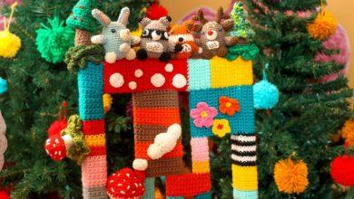 Photo of 【本地好去處】港島區親子一日遊 聖誕市集+燈光表演+聖誕針織藝術