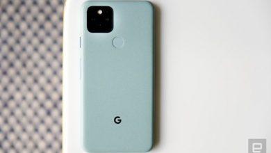 Photo of Google Pixel 5、4a 5G 超廣角相機的天文攝影模式被取消