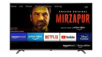 Photo of Amazon 在印度推出超便宜 4K HDR 電視產品