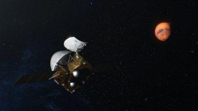 Photo of 天問一號 成功實施火星捕獲,成為中國首顆人造火星衛星