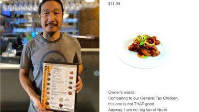 Photo of 加拿大中餐廳超老實反而爆紅:「別期望很好吃」
